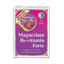Dr. Chen Magnézium B6-vitamin Forte 1000 mg tabletta