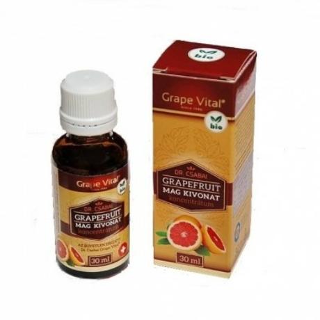 Grape Vital Grapefruit Mag kivonat koncentrátum