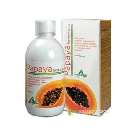 Specchiasol® Fermentált Papaya koncentrátum